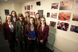 Students from The Arnewood School have produced a photographic study supporting a research programme run by the University of Southampton. They worked alongside fine art photographer Annabel Foot (pictured)..