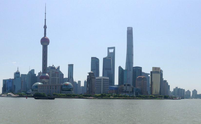 Shanghai and Suzhou