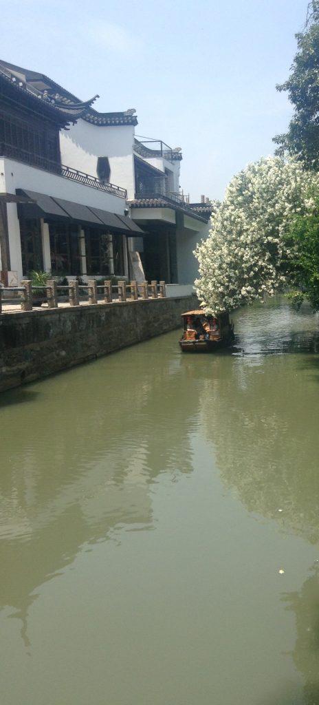 Suzhou canals, off Pingjiang Road.