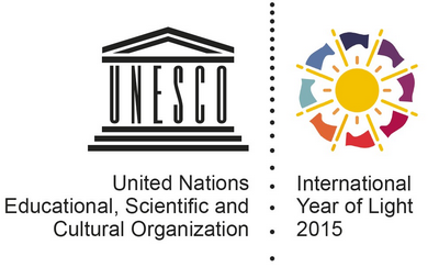 2015 was proclaimed the International Year of Light by the United Nations to raise awareness of light sciences and its applications.