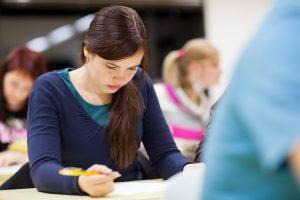 teen exam